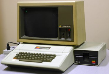 An Apple II+