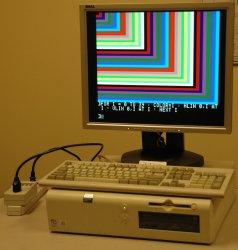 An Apple II+ on a Dell