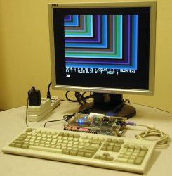 An Apple II+ on an FPGA