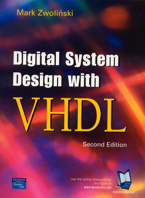 Cover of Digital System Design with VHDL
