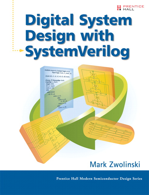 Cover of Digital System Design with SystemVerilog