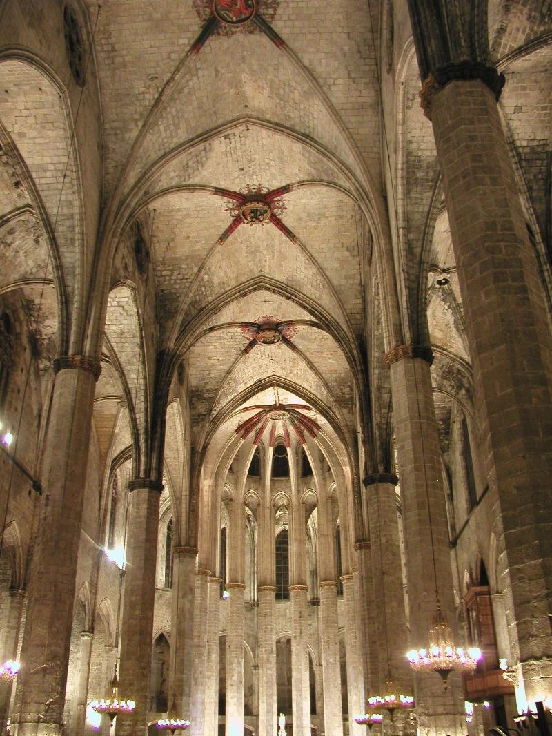 Art gòtic · Arte gótico · Gothic Art